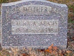Laura Allen <I>Powell</I> Adams