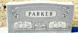 Helen Crowder <I>Connor</I> Parker