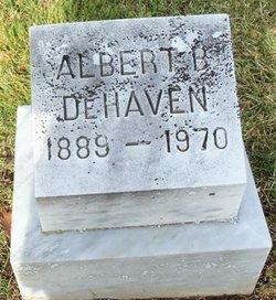 Albert Benjamin DeHaven