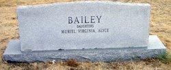 Mabel <I>Hutson</I> Bailey