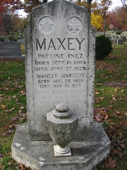 Manley Marquis Maxey