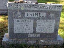Benjamin J. Taines