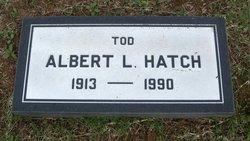 "Albert Leamon ""Tod"" Hatch"