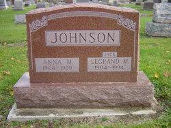 "Legrand M ""Jack"" Johnson"
