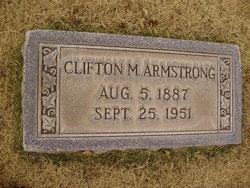Clifton M. Armstrong