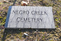 Negro Creek Cemetery