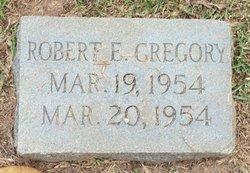 Robert E Gregory