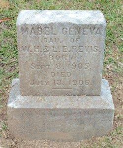 Mabel Geneva Revis