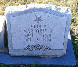 Marjorie R <I>Adkins</I> Aarant
