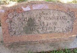 """William Harvey """"Willie"""" Bondurant"""