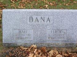 Mary P <I>Lillis</I> Dana