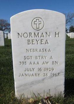 Norman H Beyea