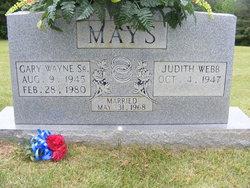 Gary Wayne Mays, Sr
