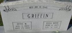 Eula <I>Boyd</I> Griffin