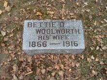 Betsey Drantha <I>Woolworth</I> Peck