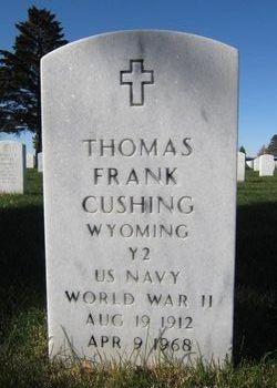 Thomas Frank Cushing