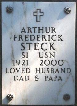 Arthur Frederick Steck