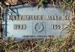 Jerry Allen Allen, Sr