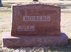 Ole K Hoiberg
