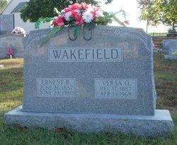 Ernest R Wakefield