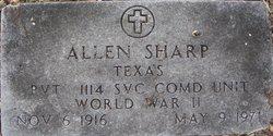 Allen Sharp