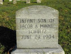 Infant Son Schultz