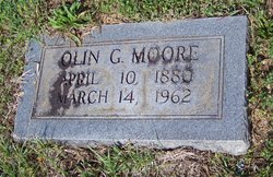 Olin Gideon Moore