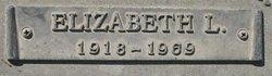 Elizabeth <I>Lee</I> Haag