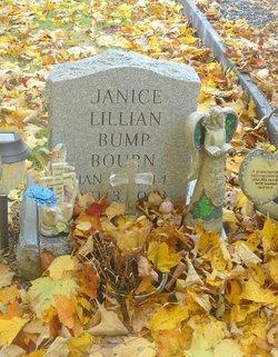 Janice Lillian <I>Bump</I> Bourn