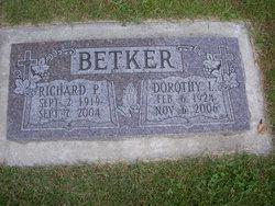 Dorothy L Betker
