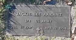 Jackie Lee Aarant