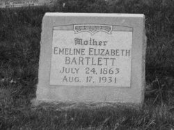 Emeline Elizabeth Bartlett