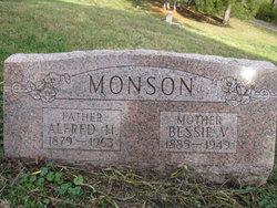 Bessie V. Monson