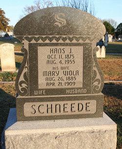 Mary Viola Schneede
