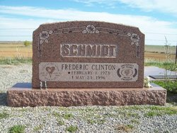 Frederic Clinton Schmidt