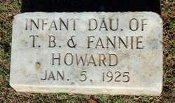 Infant Howard