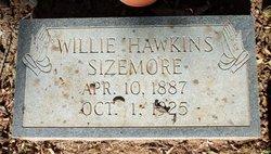 Willie Hawkins Sizemore