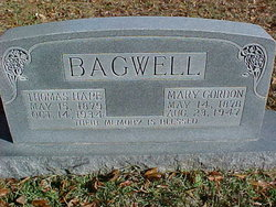 Mary Catherine <I>Gordon</I> Bagwell
