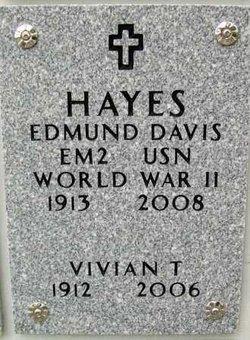 Vivian Tucker Hayes