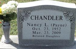 Nancy Louise <I>Payne</I> Chandler