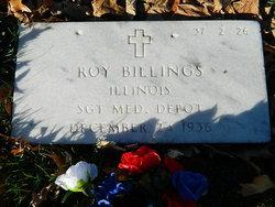 Roy Billings