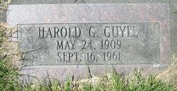 Harold G. Guyll