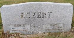 Mary <I>Frieze</I> Eckert