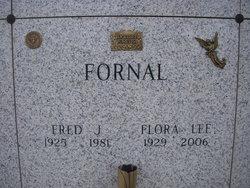 Flora Lee <I>Pringle</I> Fornal