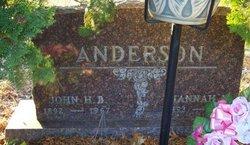 Hannah M. <I>Hansen</I> Anderson