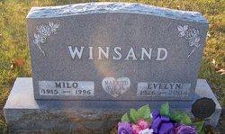 Evelyn <I>Lovely</I> Winsand