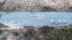 Ada <I>McGoogan</I> Cameron