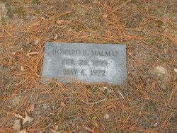 Howard B Malmar