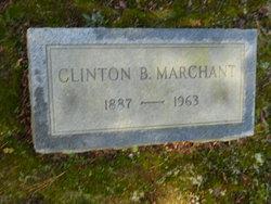 Clinton B Marchant