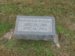 Marvin E Marchant